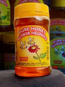 BR BYEBOERDERY / BEEKEEPING honey